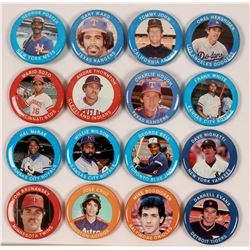 Fun Foods Baseball Photo Pin Collection  (112518)