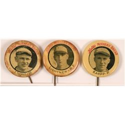 Kolb's Mother's Bread Baseball Pins  (112409)
