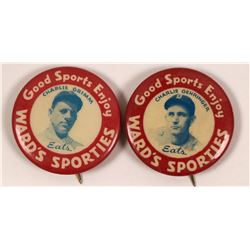 Ward's Sporties Baseball Pins  (112405)