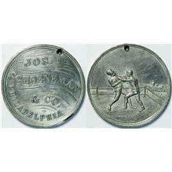 Boxing Medal  (112562)