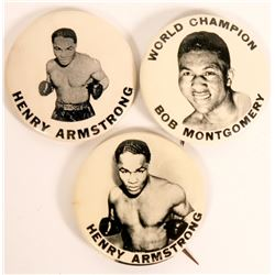 Boxing Photo Pins  (112539)