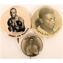 Boxing Photo Pins  (112553)