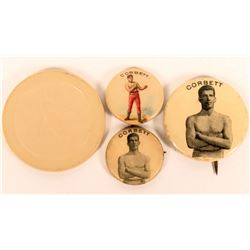 Gentleman Jim Corbett Boxing Collection  (112541)