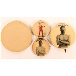 Gentleman Jim Corbett Boxing Collection  (112541)
