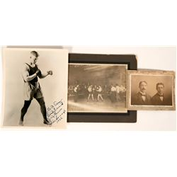 Early Boxing Photos  (112535)
