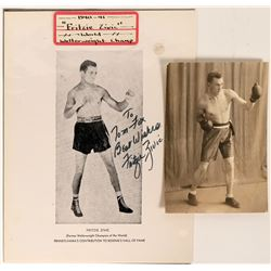 Fritzie Zivic Boxing Photos  (112546)