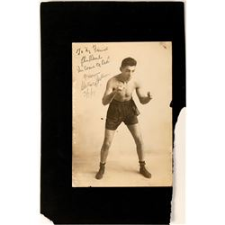 Willie Jackson Boxing Photo  (112531)