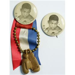 Ray Robison Photo Boxing Pins  (112554)