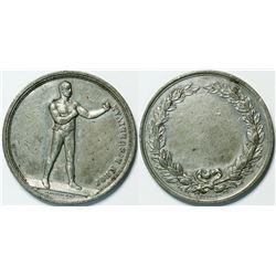 John L. Sullivan Boxing Medal  (112560)