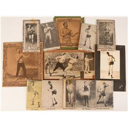 Old Time Boxing Prints  (112533)