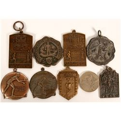 Sports Medals Collection  (112525)