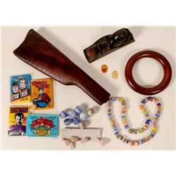 Grab Bag of Collectibles  (110885)