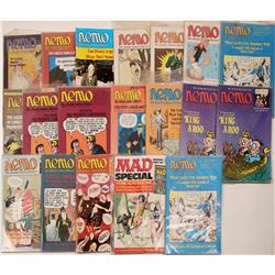 Nemo The Classic Comics Library  (110888)