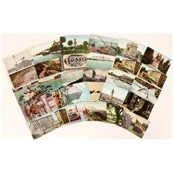 California Postcards Various Locations   (108231)