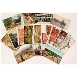 Colorado Postcards Various  (108232)