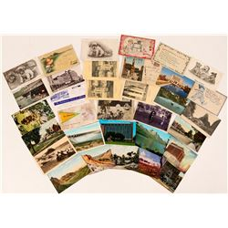 Postcards Various Places RPCs and Chrome  (108230)