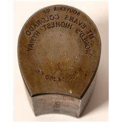 Mt. Evans Encased Cent Die  (110471)