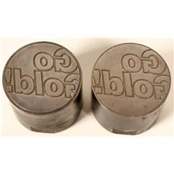 Bullion Coin Dies (2)  (112168)