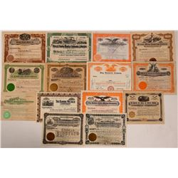 Miscellaneous Western Mining Stock Group  (107871)