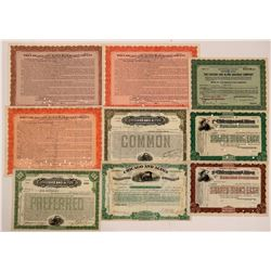 Chicago & Alton Railroad Co Certificates  (111315)