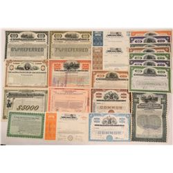 Chicago, Rock Island & Pacific Railway Co Stocks and Bonds (21)  (111319)