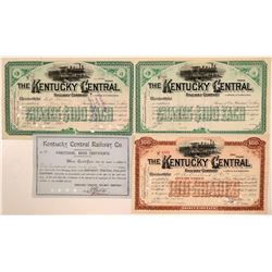 The Kentucky Central railway Co.   (112006)