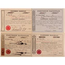 Northern Railroad Certificates  (112029)