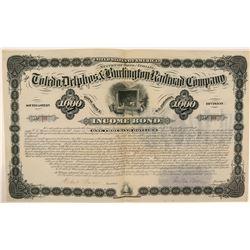 Toledo, Delphos & Burlington Railroad Co.  (112482)