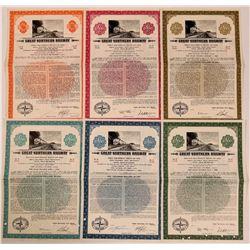 Great Northern Railway Bonds  (107878)