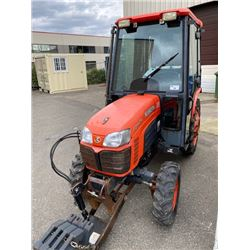 2010 KUBOTA B3030 TRACTOR, ORANGE, VIN # 59364