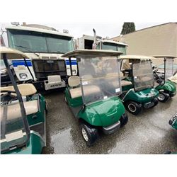 YAMAHA GAS GOLF CART 2010 2 PERSON *HAS KEYS*