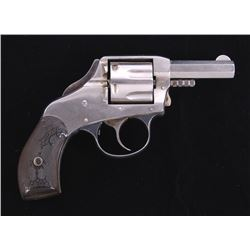 H&R Safety Hammer Double Action .32 S&W Revolver