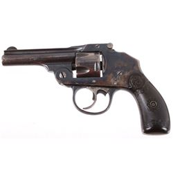 Iver Johnson Safety Hammerless .32 CF Revolver