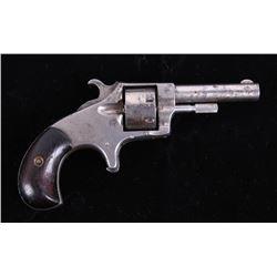 Hopkins & Allen Blue Jacket No. 1 Revolver