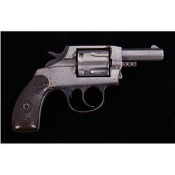 Iver Johnson Model 1900 .38 CF Revolver