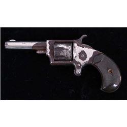 Hopkins & Allen Ranger .22 Spur Trigger Revolver