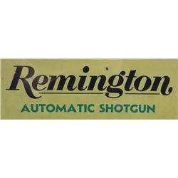 Remington Model 1100 Shotgun Advertisement