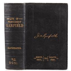 Life of President Garfield By William Balch c 1881