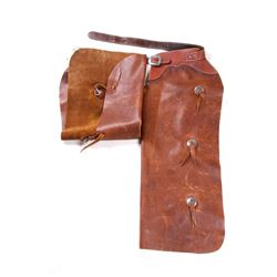 Mid 1900's Montana Concho Batwing Chaps