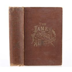 The James and Younger Brothers; 1882