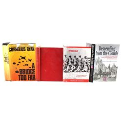 Collection of WWII Books In The Atlantic Theater