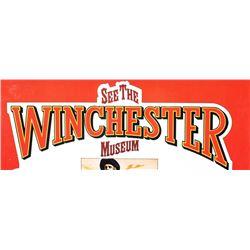 Winchester Museum Cody Wyoming Advertisement