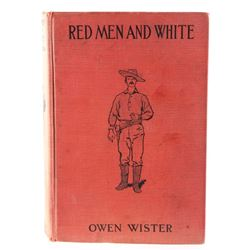 Red Men & White by Owen Wister c. 1900