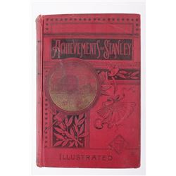 Achievements of Stanley Illustrated 1888