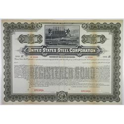 United States Steel Corp. 1901 Specimen Bond
