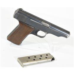 Deutsche Werkes Ortigies Patent Handgun