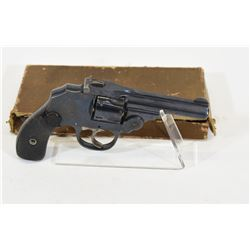 Iver Johnson Safety Hammerless Automatic Handgun