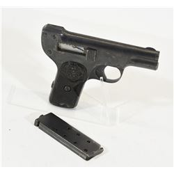 Charles PH Clement Handgun