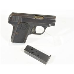 FN Browning 1906 Handgun