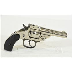 S&W Top Break 32 No 1 1/2 DA Handgun